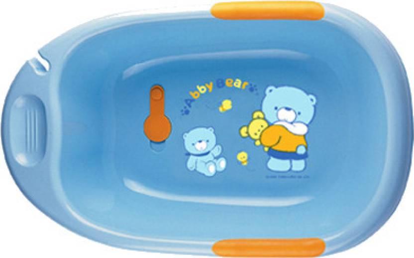 Abby Bear Bath Tub