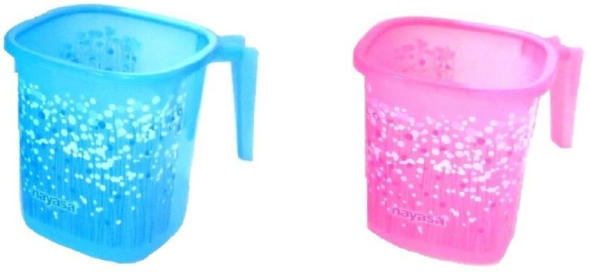 Nayasa Plastic Bath Mug