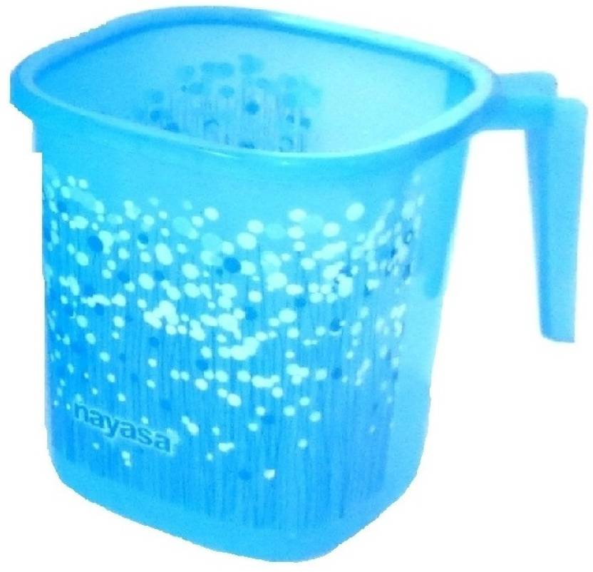 Nayasa Plastic Bath Mug Price in India - Buy Nayasa Plastic Bath Mug ...