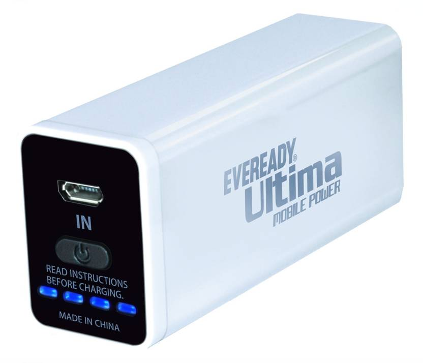 Eveready UM 22 Power Bank for Smartphones