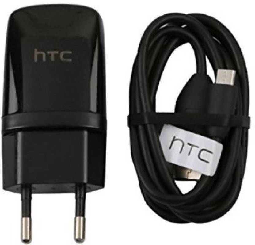 16202cba3ec Mobile Mobile New 1.5 Amp HTC Charger With USB Data Cable - For Htc Desire  820 820G+ 526G+ 816 826 620G 626G 526G 501 - Black Mobile Charger (Black)