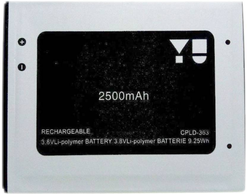 Micromax Mobile Battery For A05510 YU