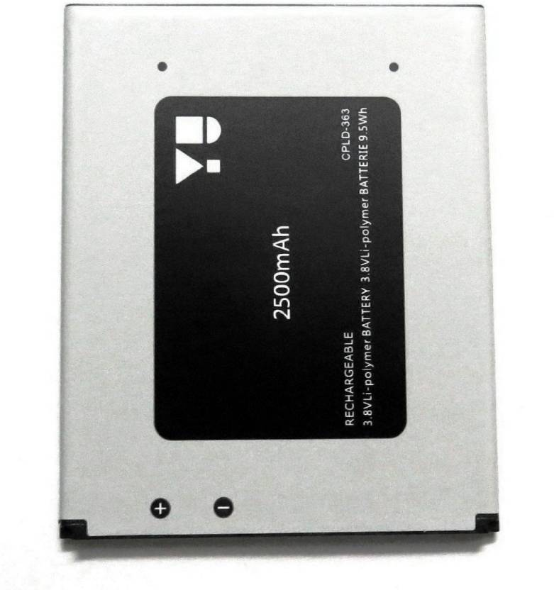 online retailer 4dfe2 79219 Micromax Mobile Battery For Micromax YU Yureka A05510