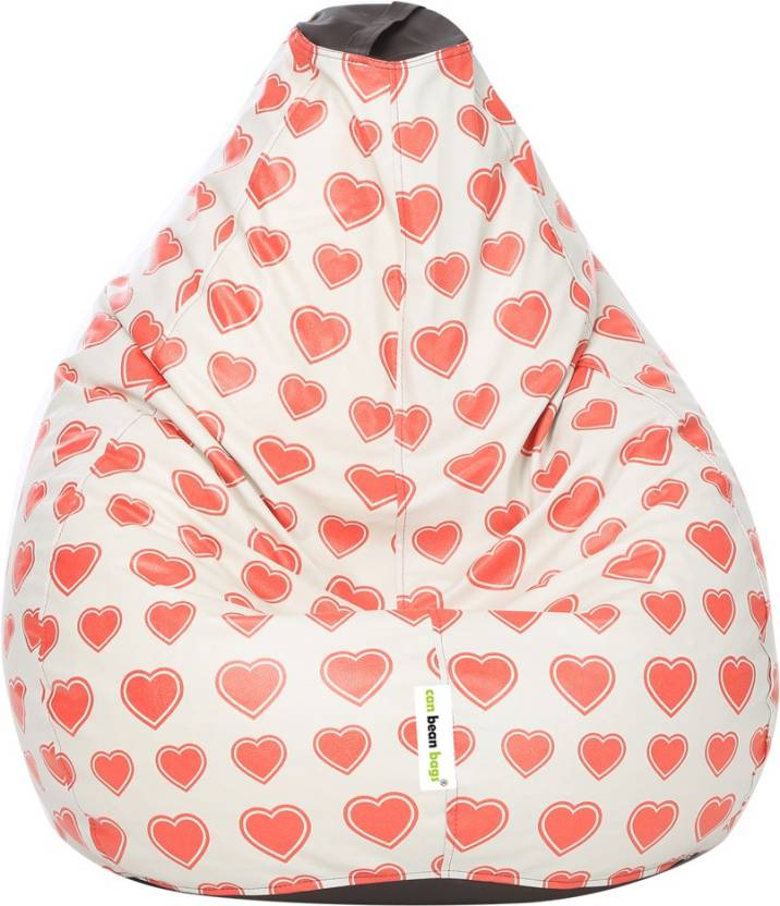 Can bean bags XXXL Bean Bag Cover  Without Beans  Multicolor