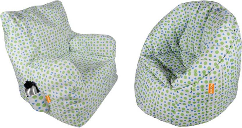 Orka Xl Bean Bag Sofa With