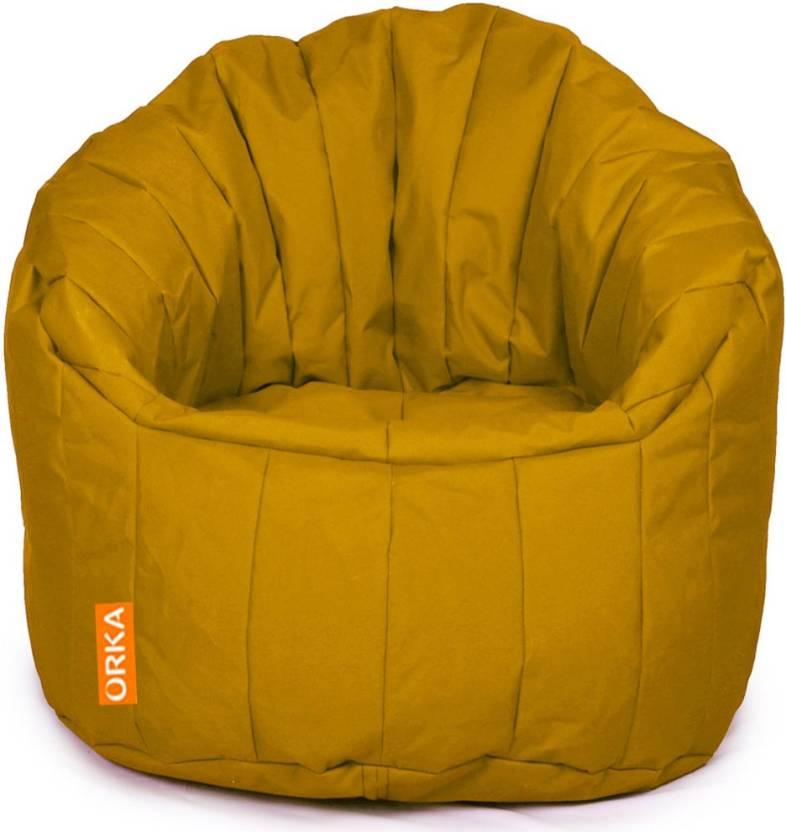 Amazing Orka Xxxl Big Boss Chair Bean Bag Sofa With Bean Filling Machost Co Dining Chair Design Ideas Machostcouk
