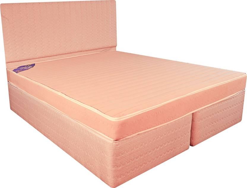 foam mattress. Plain Mattress Centuary Mattresses Ortho Spine 5 Inch Single Memory Foam Mattress With