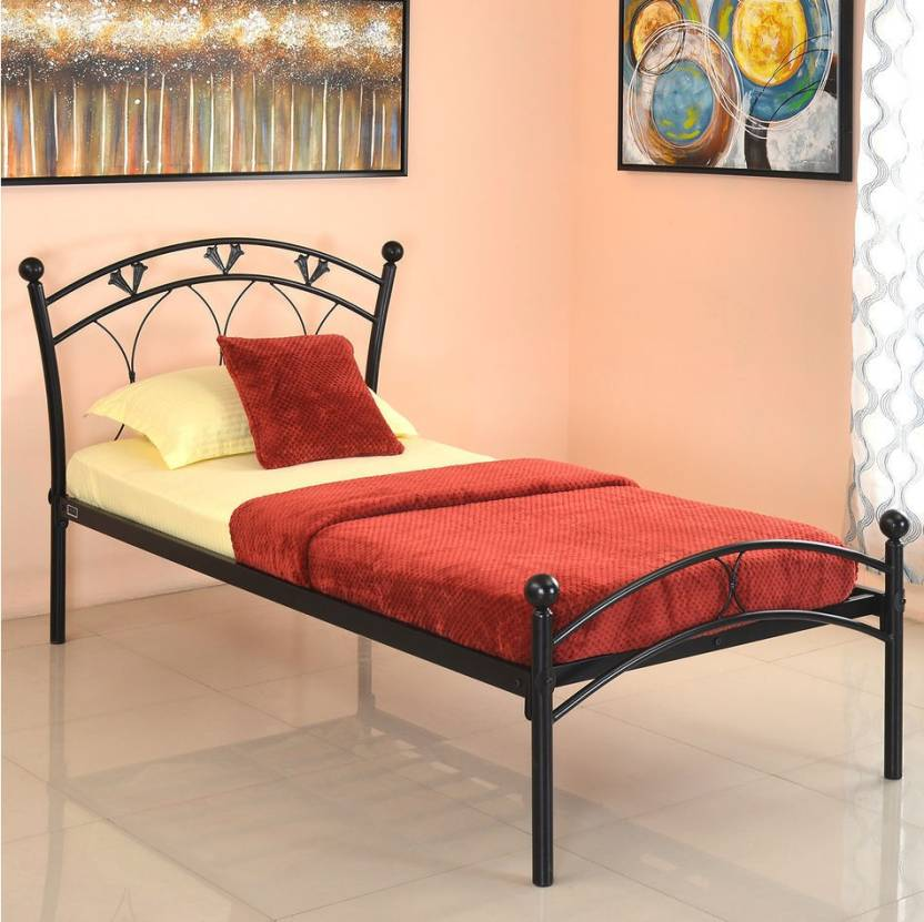 @home by Nilkamal Hydra Metal Single Bed