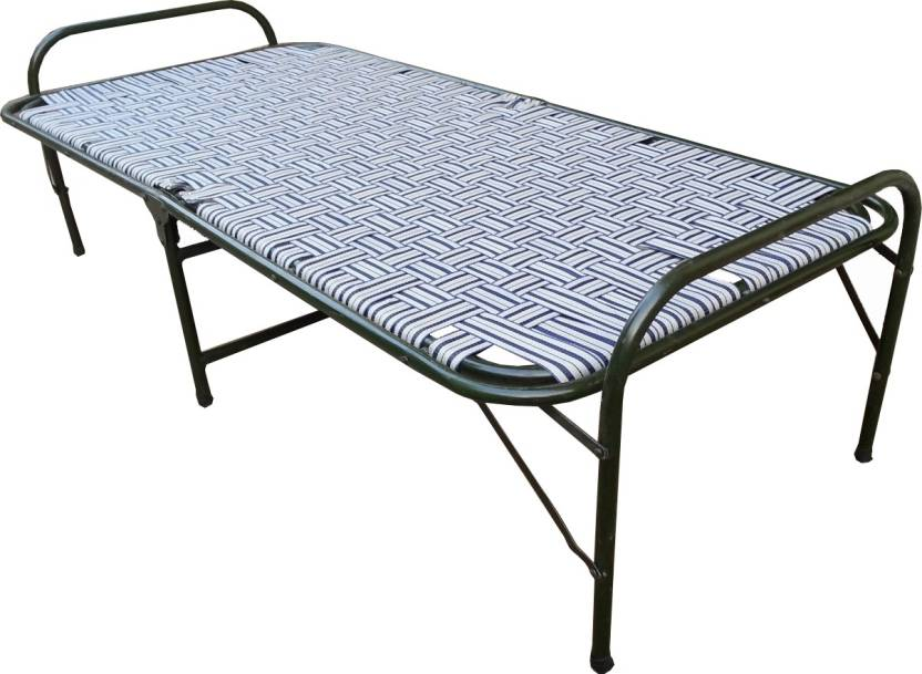Aggarwal Folding Beds Metal Single Bed Price In India