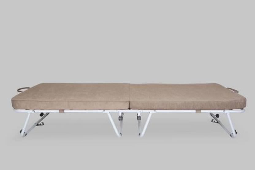 FurnitureKraft Istanbul Metal Single Bed