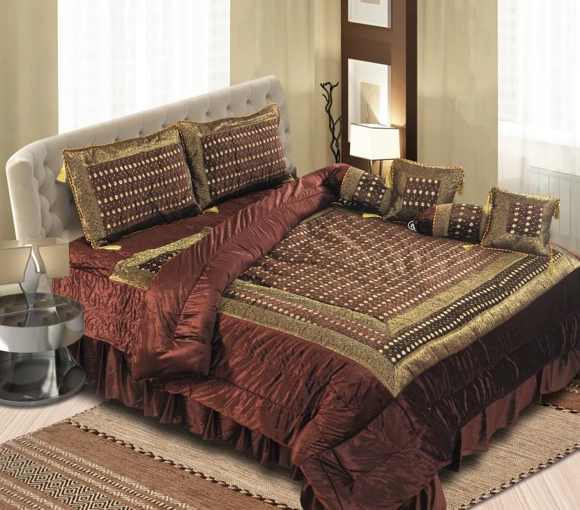 Urban Style Velvet Bedding Set