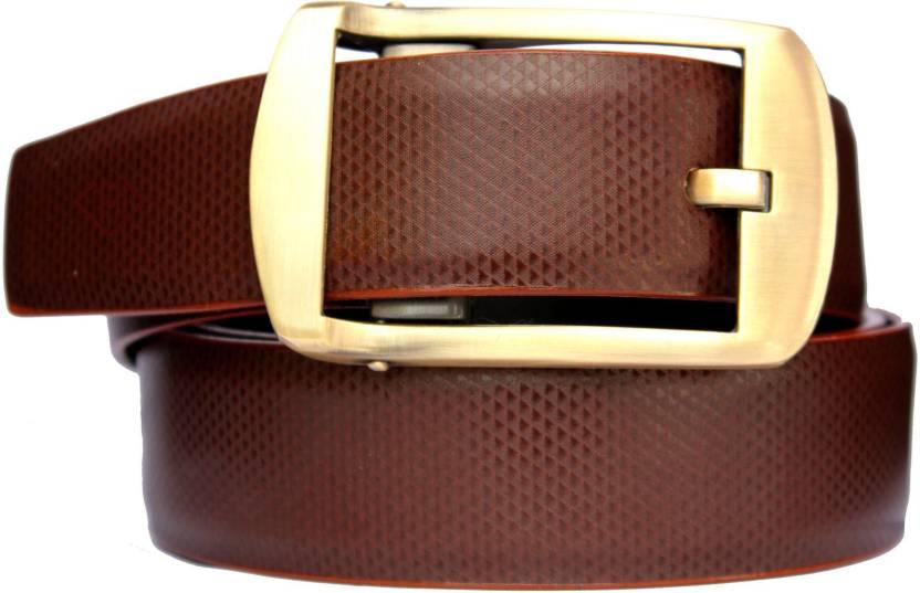 Fashius Men Multicolor Genuine Leather Belt