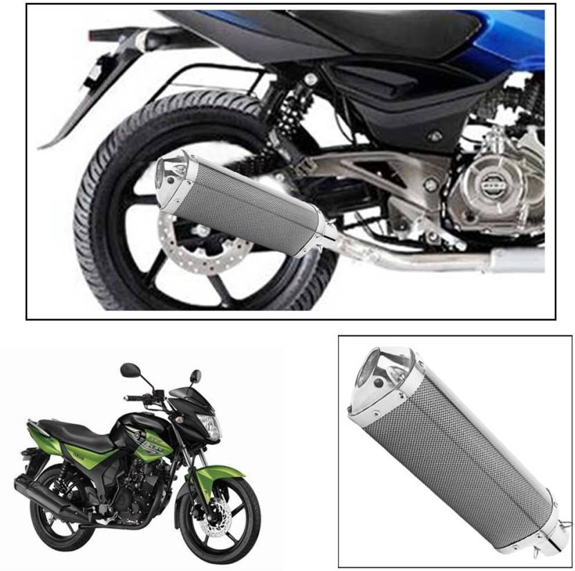 Vheelocityin yamaha sz rr slip on exhaust system price in india vheelocityin yamaha sz rr slip on exhaust system malvernweather Gallery