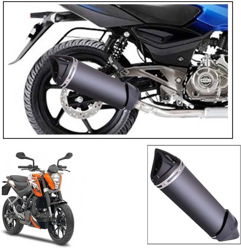 Vheelocityin KTM Duke 200 Slip-on Exhaust System Price in
