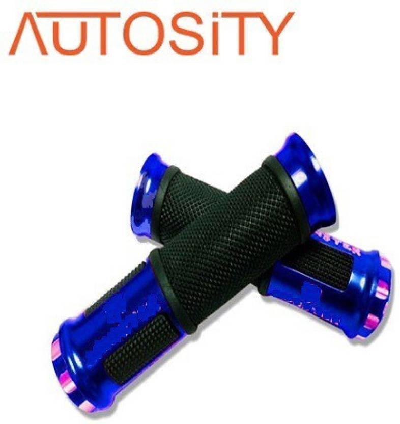 AUTOSiTY SAS530 Bike Handle Grip For Hero Karizma
