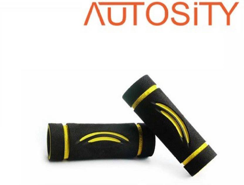 AUTOSiTY SAS506 Bike Handle Grip For Hero Splendor Pro