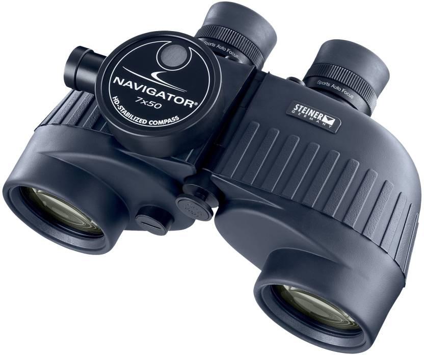 Steiner Navigator 7x50 K with Compass Binoculars