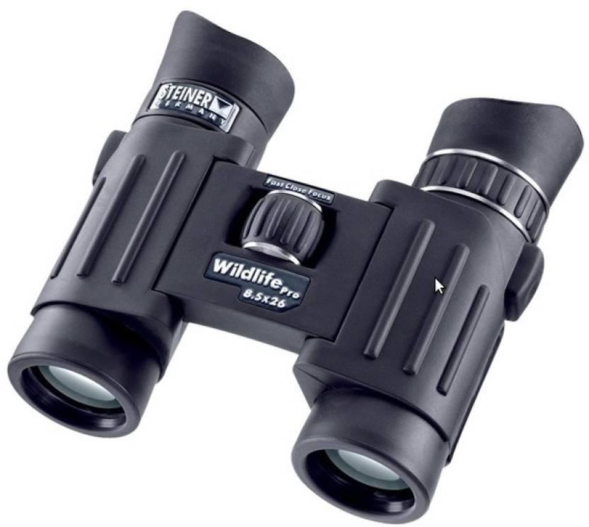 Steiner Wildlife Pro 8.5x26 Binoculars