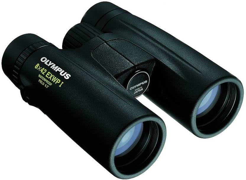 Olympus 8 x 42 EXWP I Binoculars