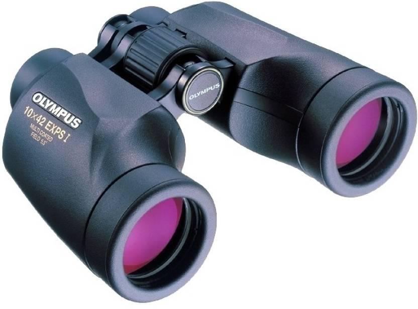 Olympus 10 x 42 EXWP I Binoculars