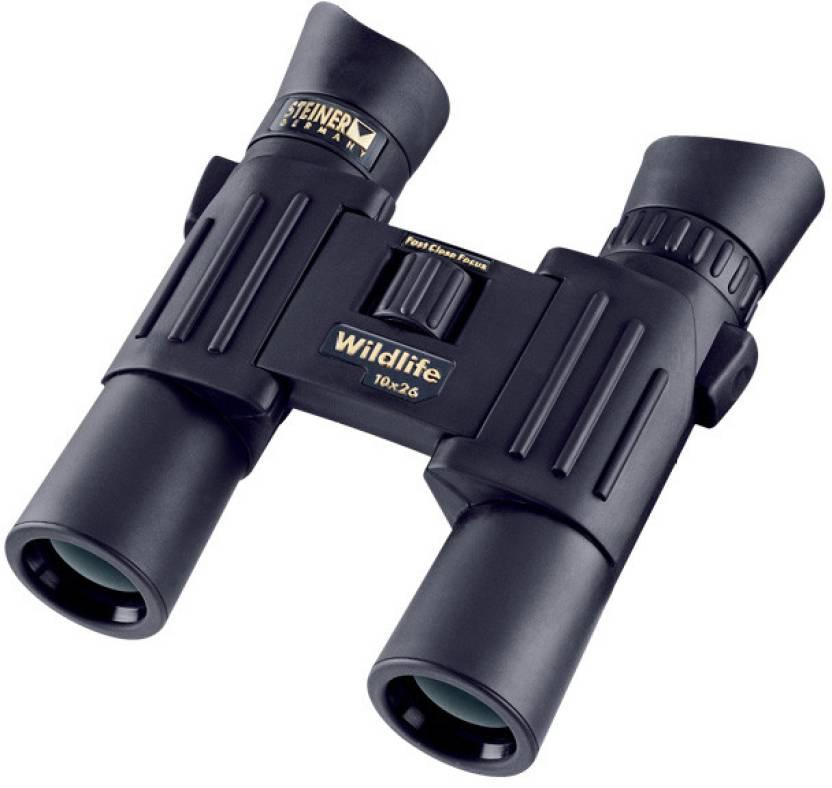 Steiner Wildlife 10x26 Binoculars