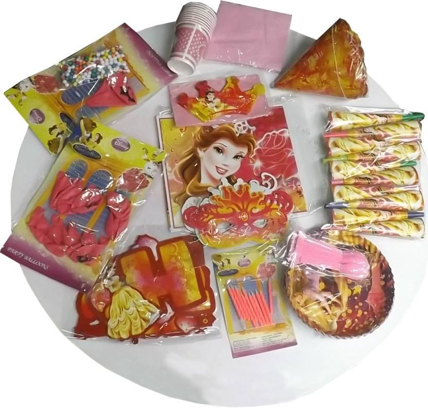 Disney Princess Birthday Party Kit