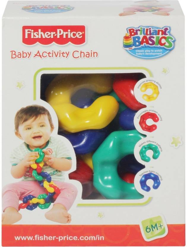 a4a280646 Fisher-Price Baby Activity Chain - Baby Activity Chain . Buy Chain ...