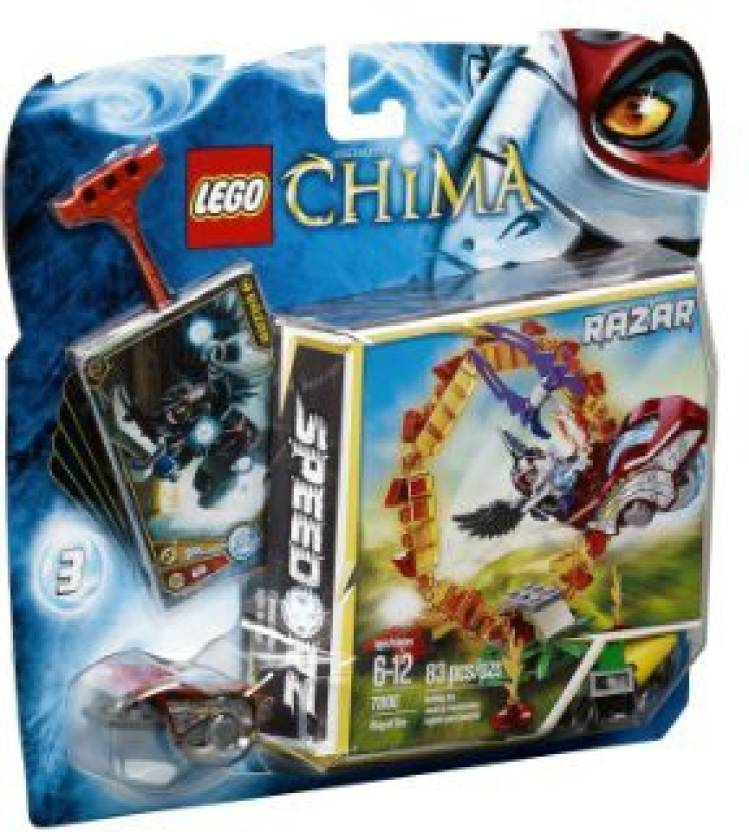 Lego Games 50006 Legends of Chima