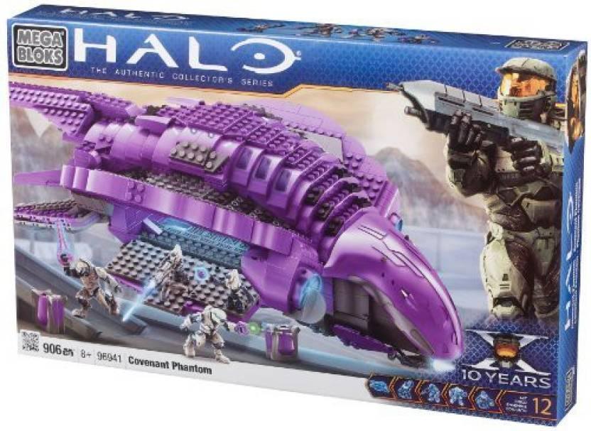 Mega Bloks Halo Covenant Phantom - Halo Covenant Phantom
