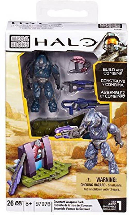 Mega Bloks Halo Covenant Weapons Pack - Halo Covenant