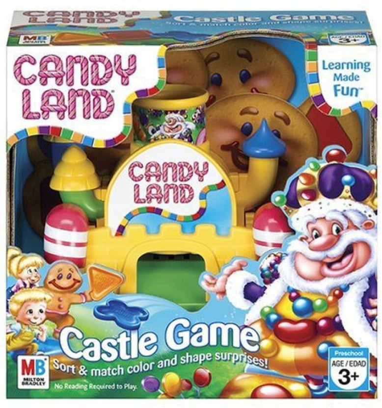 Candy land toys
