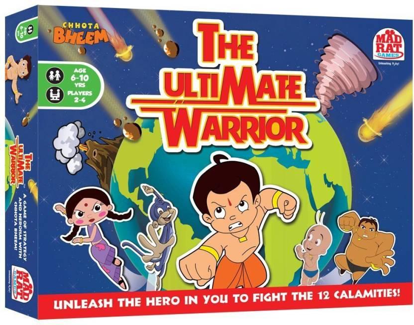 madrat choota bheem the ultimate warrior board game choota bheem