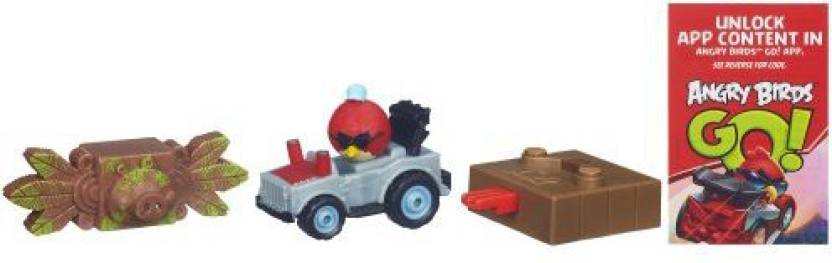Angry Birds Go! Jenga Terence's Mega Truck Game Board Game