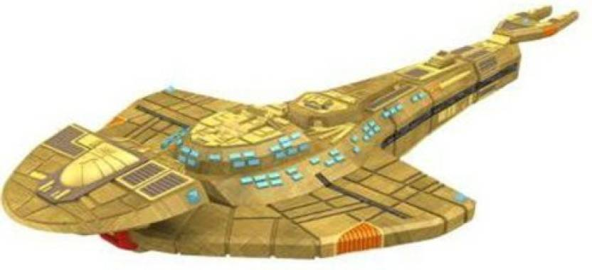 Wizkids Star Trek Attack Wing Dominion Kraxon Board Game Star Trek