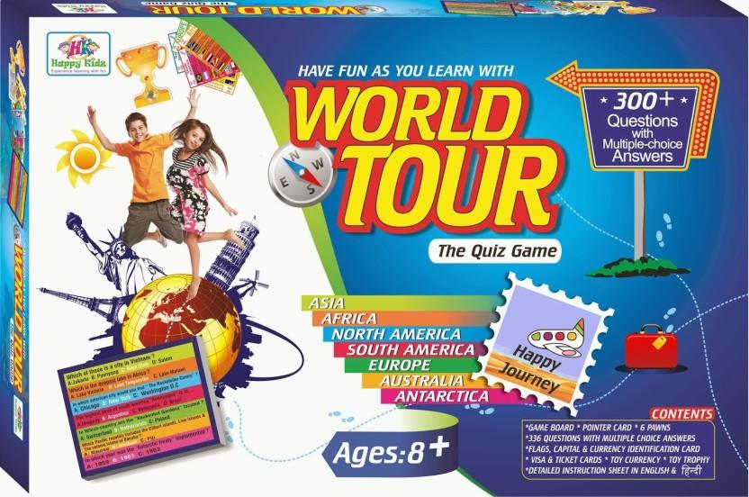 World capital quiz game