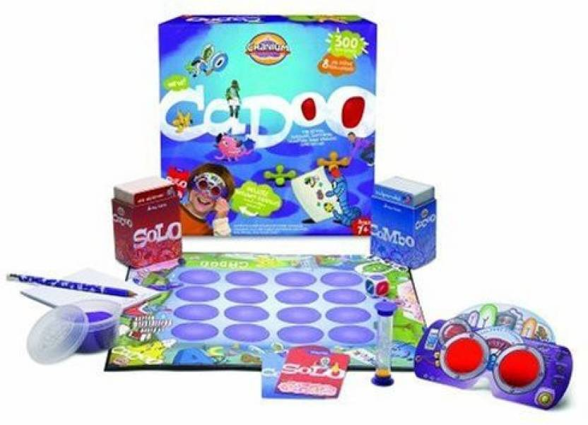 Cranium Inc Cadoo Board Game Cadoo Buy Cranium Cadoo Toys In