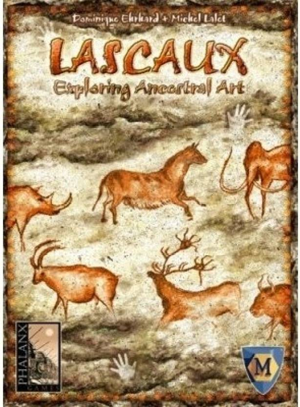 Mayfair Games Lascaux Board Game - Lascaux   Buy Wild Animals toys