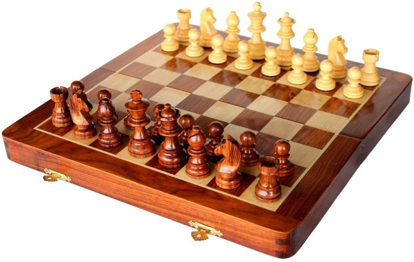 Chessncraft 10 X 10 Fitted Magnetic Cnc Mt 5 Chess Board