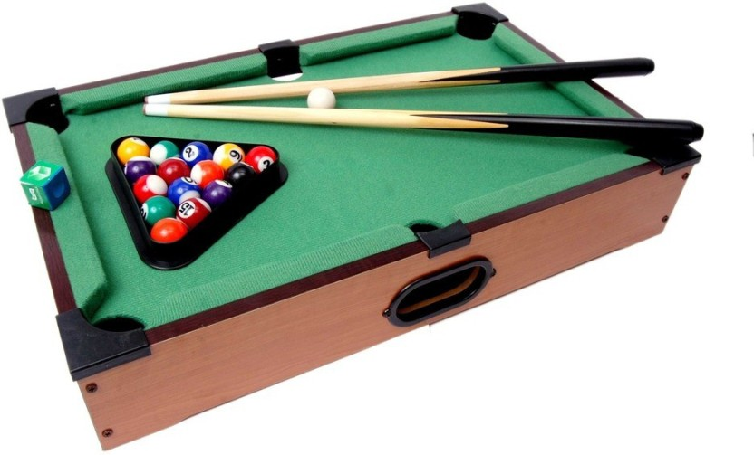 Cosmosgalaxy Wooden Table Top Pool Table Set Board Game  sc 1 st  Flipkart & Cosmosgalaxy Wooden Table Top Pool Table Set Board Game - Wooden ...