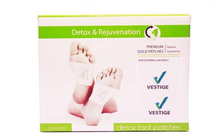 Vestige Detox Premium Gold Patches