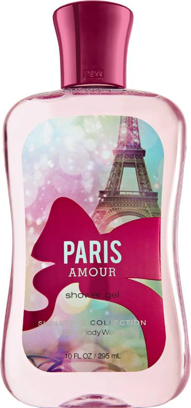 Bath & Body Works Signature Collection Shower Gel - Paris Amour