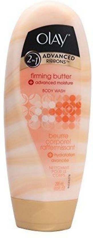 Olay Advanced Ribbon Firming Butter Plus Advanced Moisture Body Wash