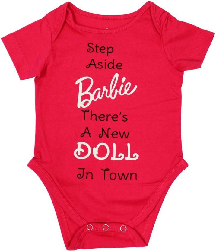 77e5754fdd9f Blue Bus Store Slogan T-Shirts Baby Girls Pink Bodysuit - Buy Pink Blue Bus  Store Slogan T-Shirts Baby Girls Pink Bodysuit Online at Best Prices in  India ...