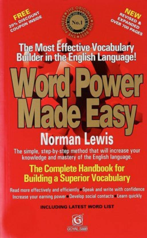 Word Power Made Easy New Revised & Expanded Edition