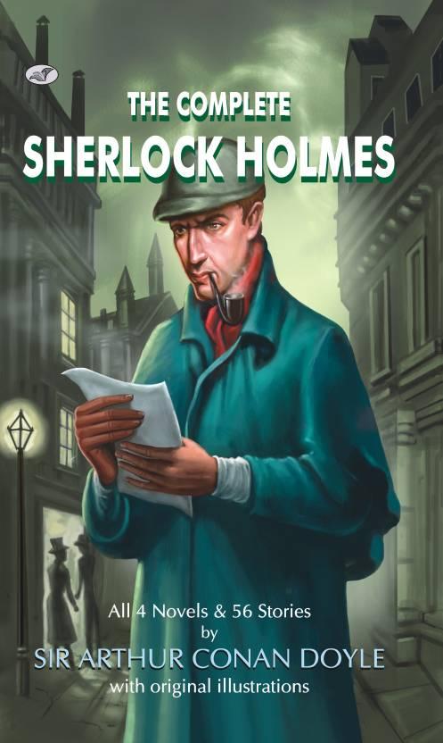 The Complete Sherlock Holmes (2 volume Box Set) by Arthur Conan Doyle price comparison at Flipkart, Amazon, Crossword, Uread, Bookadda, Landmark, Homeshop18