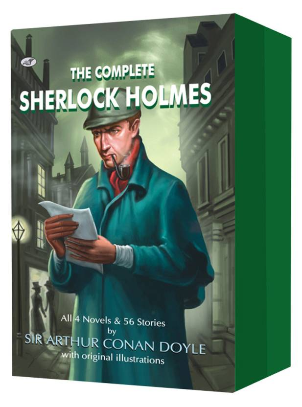 The Complete Sherlock Holmes (2 Volume Box Set)