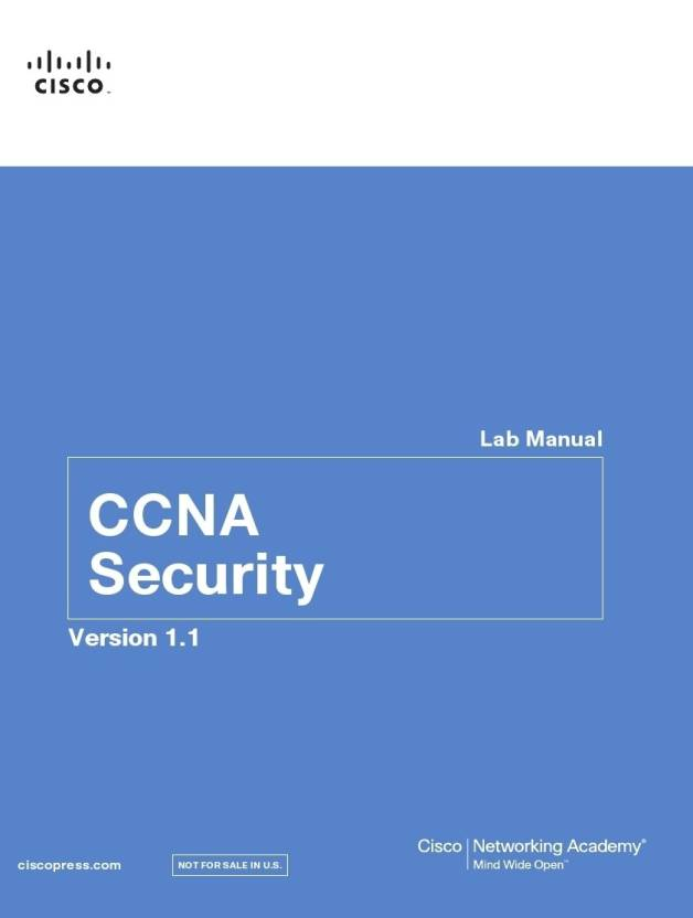 ccnp security lab manual