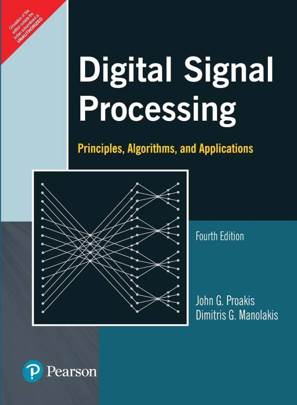 Digital signal processing principles algorithms and applications digital signal processing principles algorithms and applications 4 edition fandeluxe Gallery