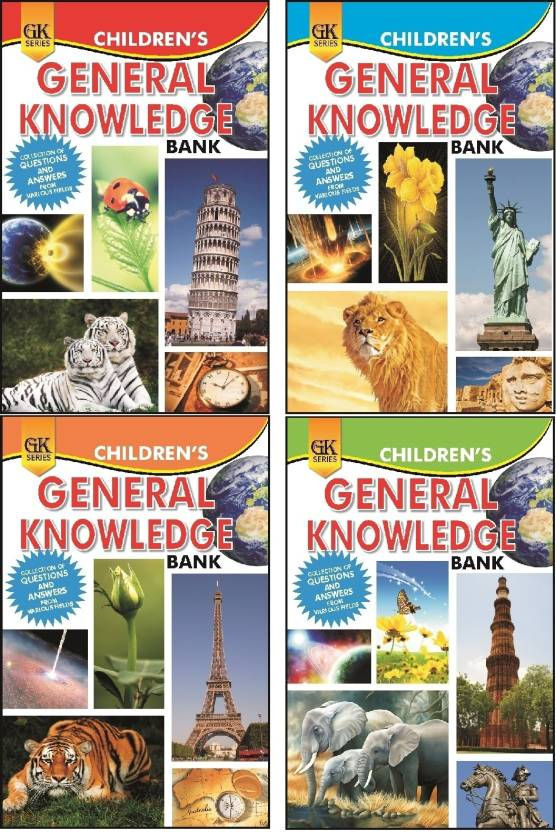 general knowledge kids book 4 questions and answers