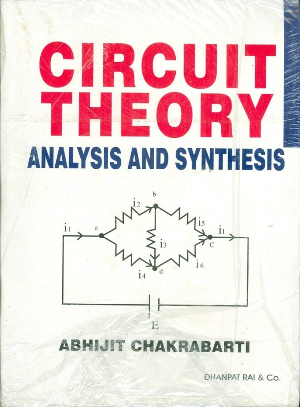 circuit theory analysis and synthesis buy circuit theory rh flipkart com circuit theory pdf download circuit theory pdf notes